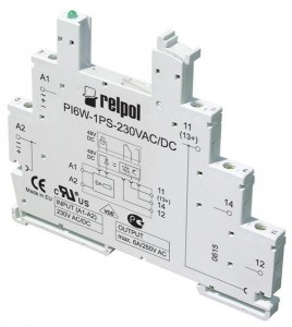 PI6W-1PS-12/24VDC gn. do RM699BV/RSR30