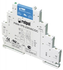 PIR6W-1PS-24VAC/DC-T (TRIAK)