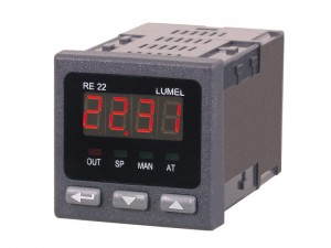 Regulator temperatury -Lumel-RES22 111